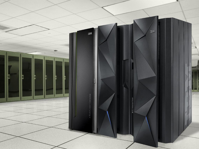 IBM zSeries Mainframe